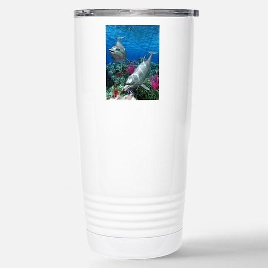 oceanworld_368_V_F Stainless Steel Travel Mug