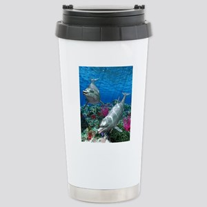 oceanworld_368_V_F Stainless Steel Travel Mug
