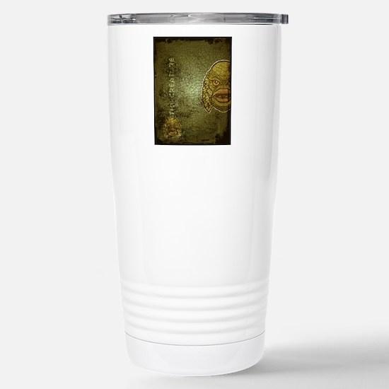 flipflop_creature Stainless Steel Travel Mug