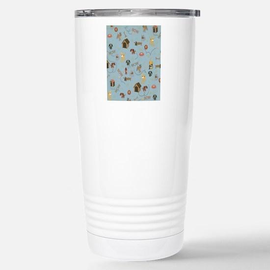 30251-12 Stainless Steel Travel Mug
