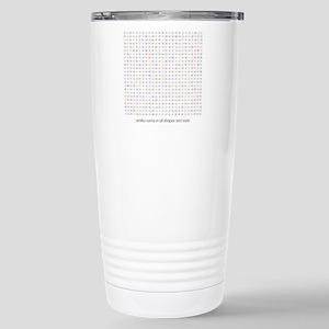 10x10_apparel_600smiles Stainless Steel Travel Mug