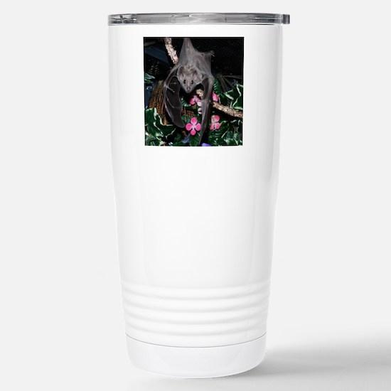 peekaboo-ipad Stainless Steel Travel Mug