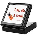 I Ate Me A Cicada Keepsake Box