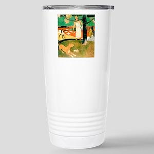 Gauguin Stainless Steel Travel Mug