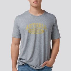 Astoria Queens Mens Tri-blend T-Shirt