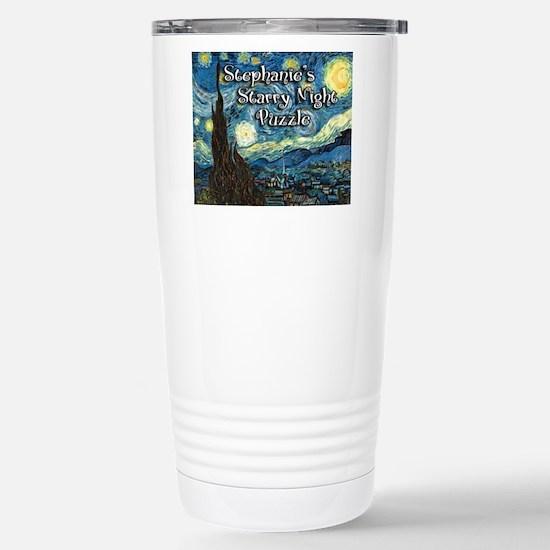 Stephanies Stainless Steel Travel Mug