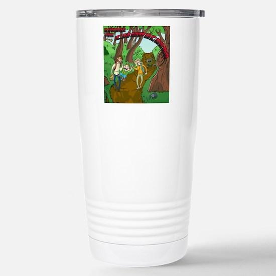 Chupa3 Stainless Steel Travel Mug