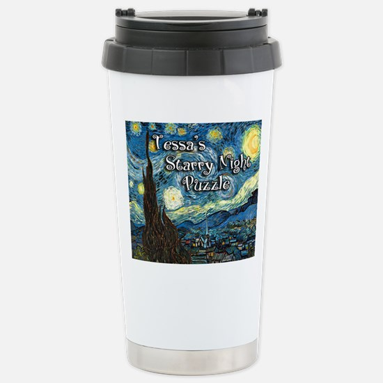 Tessas Stainless Steel Travel Mug
