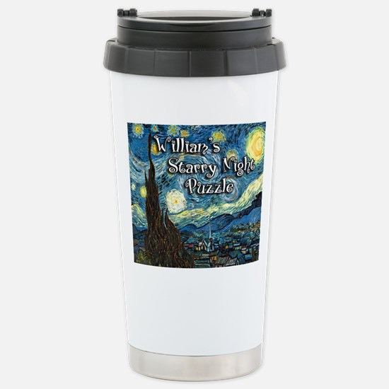 Williams Stainless Steel Travel Mug