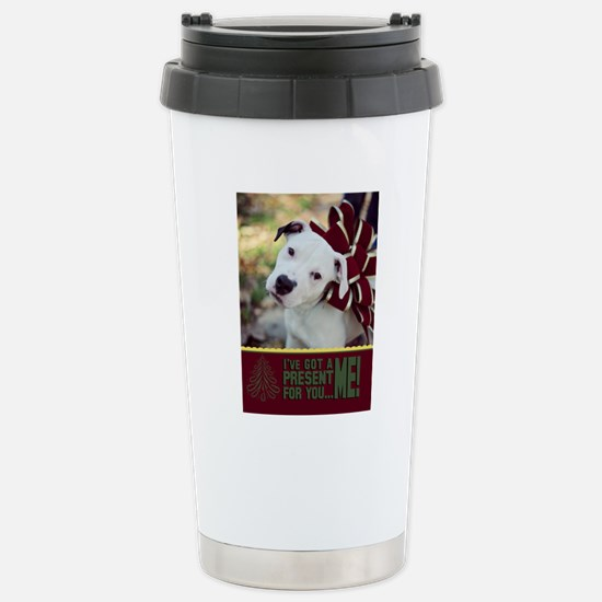 ive got a present Stainless Steel Travel Mug