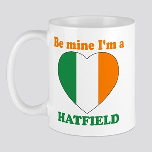 Hatfield, Valentine's Day Mug