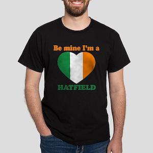Hatfield, Valentine's Day Dark T-Shirt