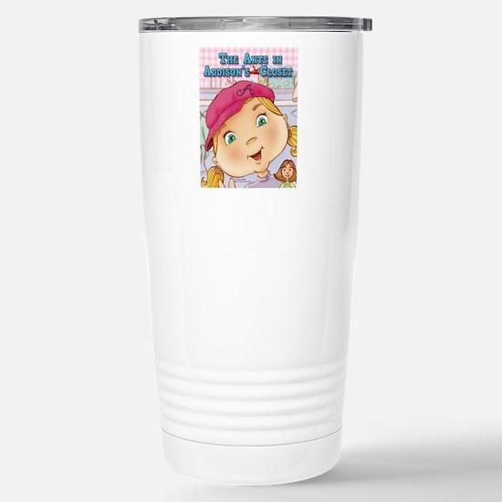 Addisons Closet Stainless Steel Travel Mug