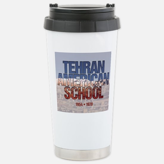 TASMtnDesignMousePad Stainless Steel Travel Mug