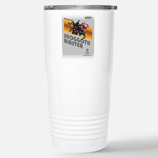 shoggothblaster2 Stainless Steel Travel Mug