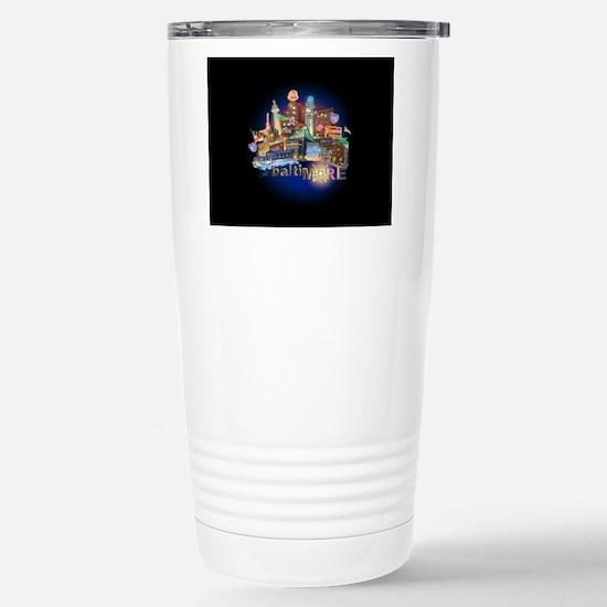 baltiMORE Stainless Steel Travel Mug