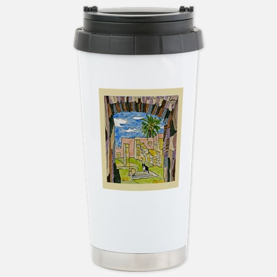 tiles-italy-pompeii-5.2 Stainless Steel Travel Mug