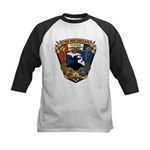 USS MICHIGAN Kids Baseball Jersey