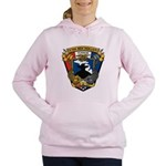 USS MICHIGAN Women's Hooded Sweatshirt