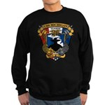 USS MICHIGAN Sweatshirt (dark)