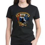 USS MICHIGAN Women's Dark T-Shirt