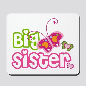 Big Sister paterfly Mousepad