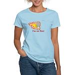 I'm on Fire! Women's Light T-Shirt