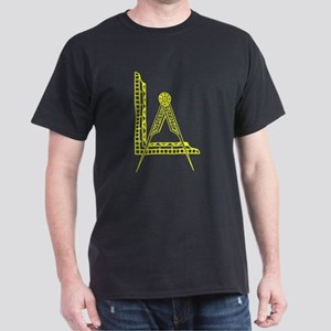 Square and Compass LA T-Shirt