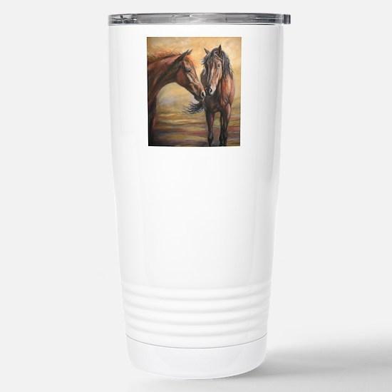 Nifty Dream Stainless Steel Travel Mug