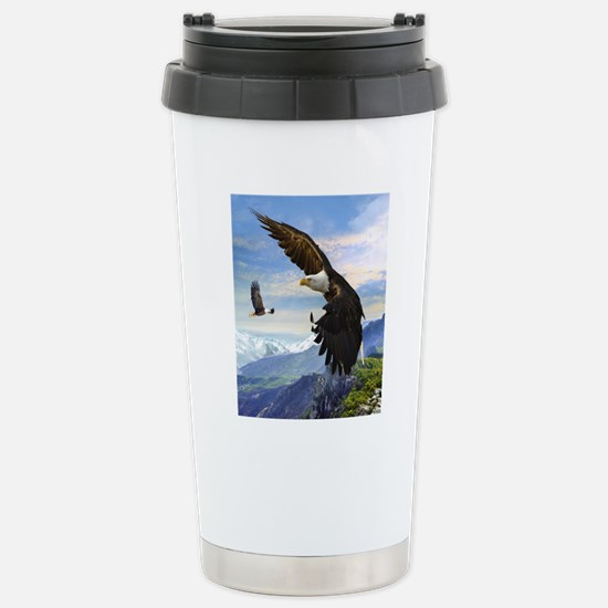 eagles3 Stainless Steel Travel Mug