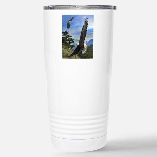 eagles1 Stainless Steel Travel Mug