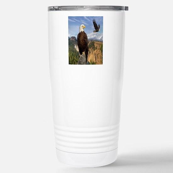 eagles2 Stainless Steel Travel Mug