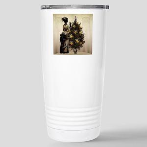 The Christmas Nightmare Stainless Steel Travel Mug