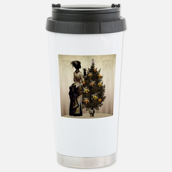 The Christmas Nightmare Stainless Steel Travel Mug
