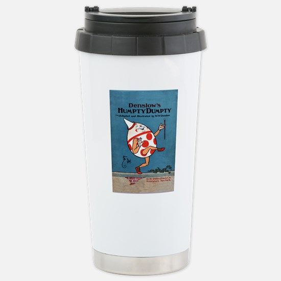 Denslows-Humpty-Dumpty- Stainless Steel Travel Mug