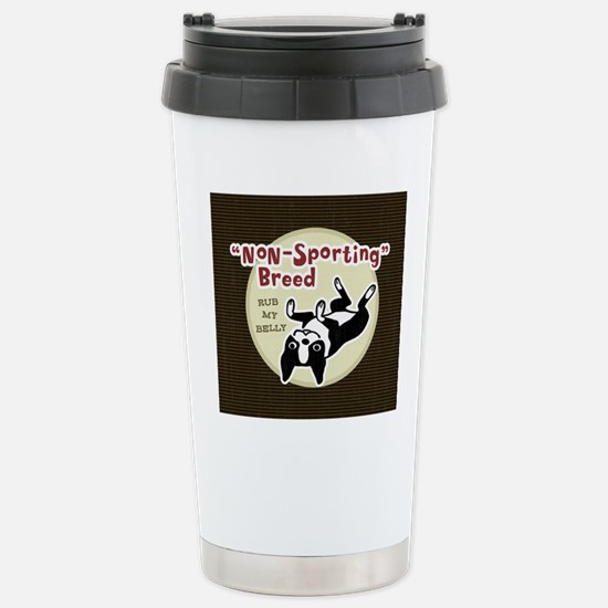 bostonnonsportingwallet Stainless Steel Travel Mug