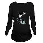 Orca Freedom Long Sleeve Maternity T-Shirt
