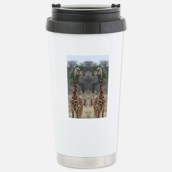 thonggiraffe Stainless Steel Travel Mug