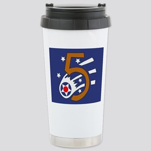 notecard Stainless Steel Travel Mug