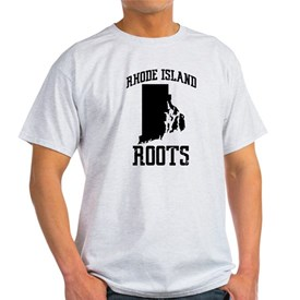 Rhode Island Roots T-Shirt