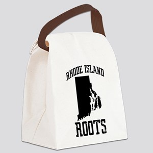 Rhode Island Roots Canvas Lunch Bag