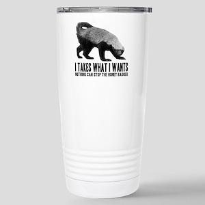 HBlols Stainless Steel Travel Mug