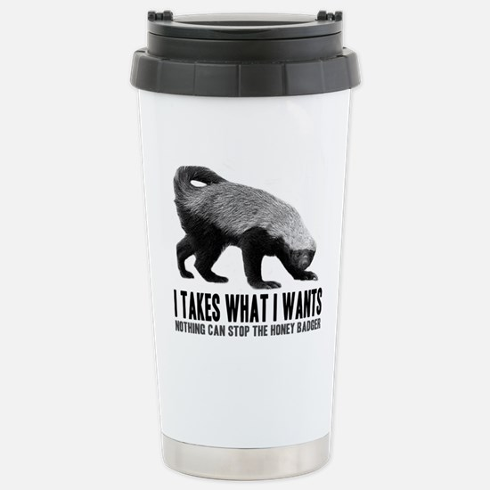 HBlols Stainless Steel Travel Mug