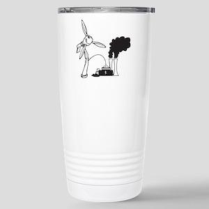 Turbine Wins. Stainless Steel Travel Mug