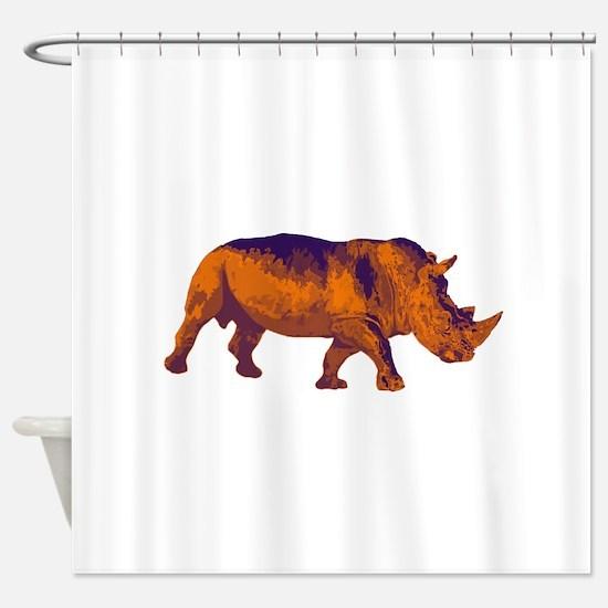 RHINO POISE Shower Curtain