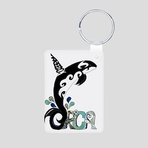 Orca Freedom Keychains