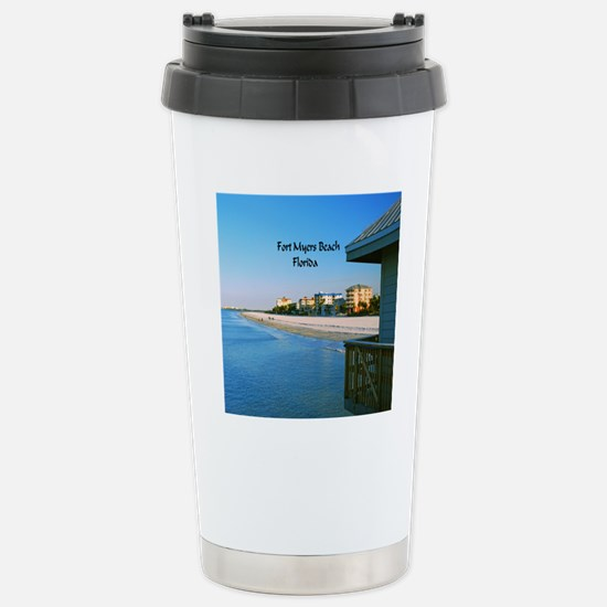 fmb8x15.35 Stainless Steel Travel Mug