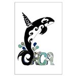 Orca Freedom Posters