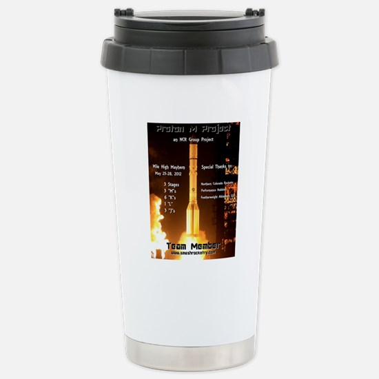 proton-launch-3 Stainless Steel Travel Mug