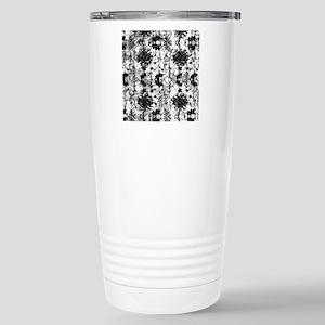 GardenBWgShowerC Stainless Steel Travel Mug